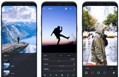 7 приложений-фоторедакторов для мобильных журналистов